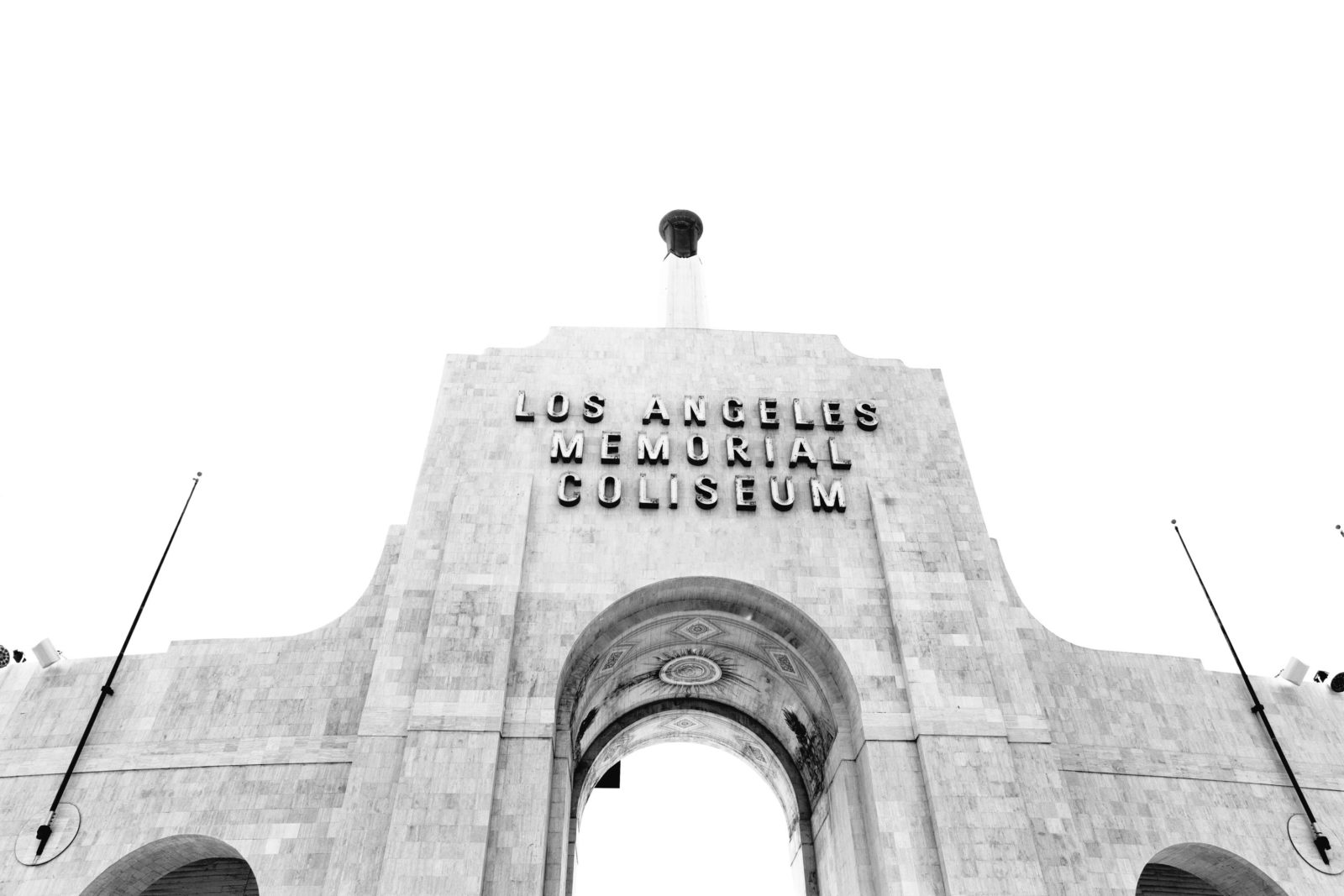 REIGNING CHAMP NEW ERA LOS ANGELES MEMORIAL COLISEUM