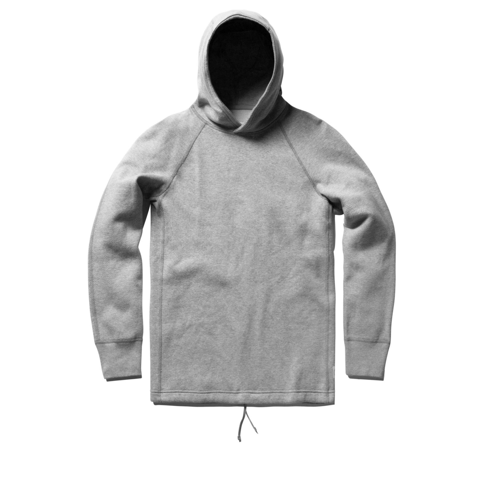 REIGNING CHAMP MESH DOUBLE KNIT PULLOVER HOODIE