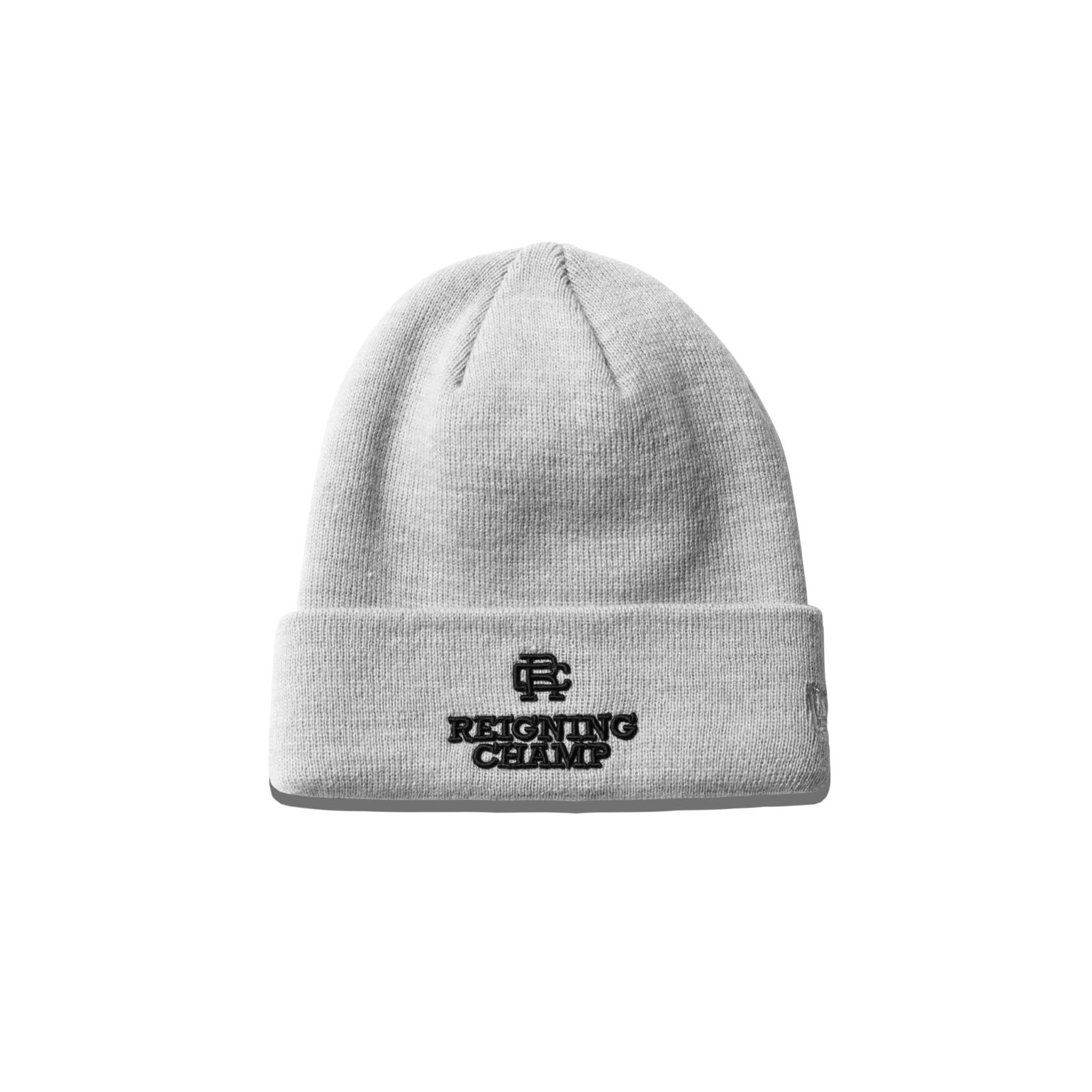 REIGNING CHAMP X NEW ERA BEANIE