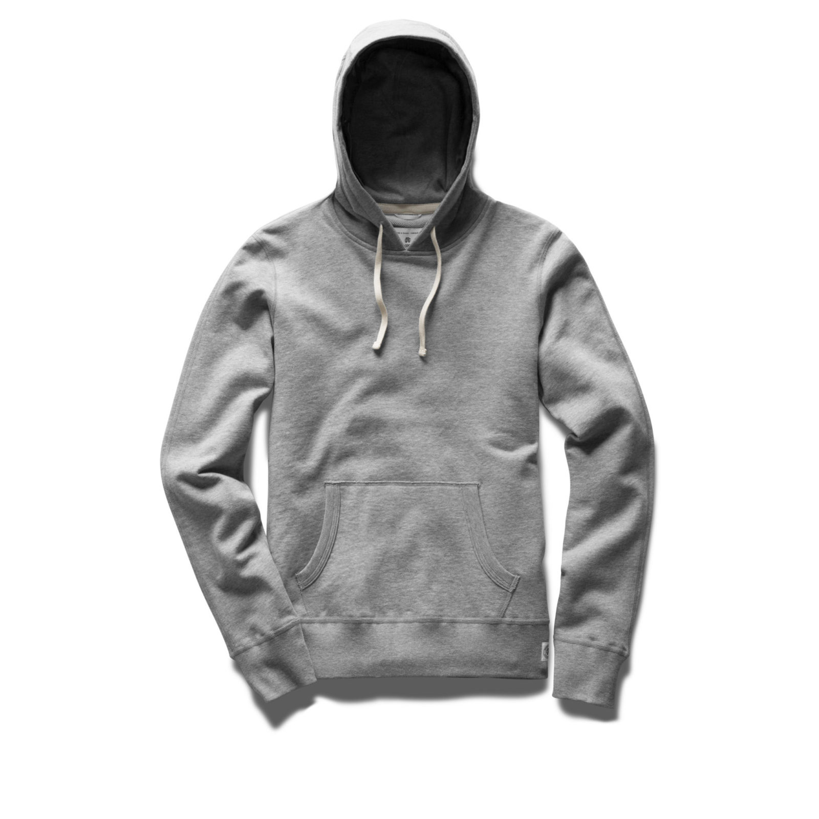 REIGNING CHAMP WOMENS CORE PULLOVER HEATHER GREY