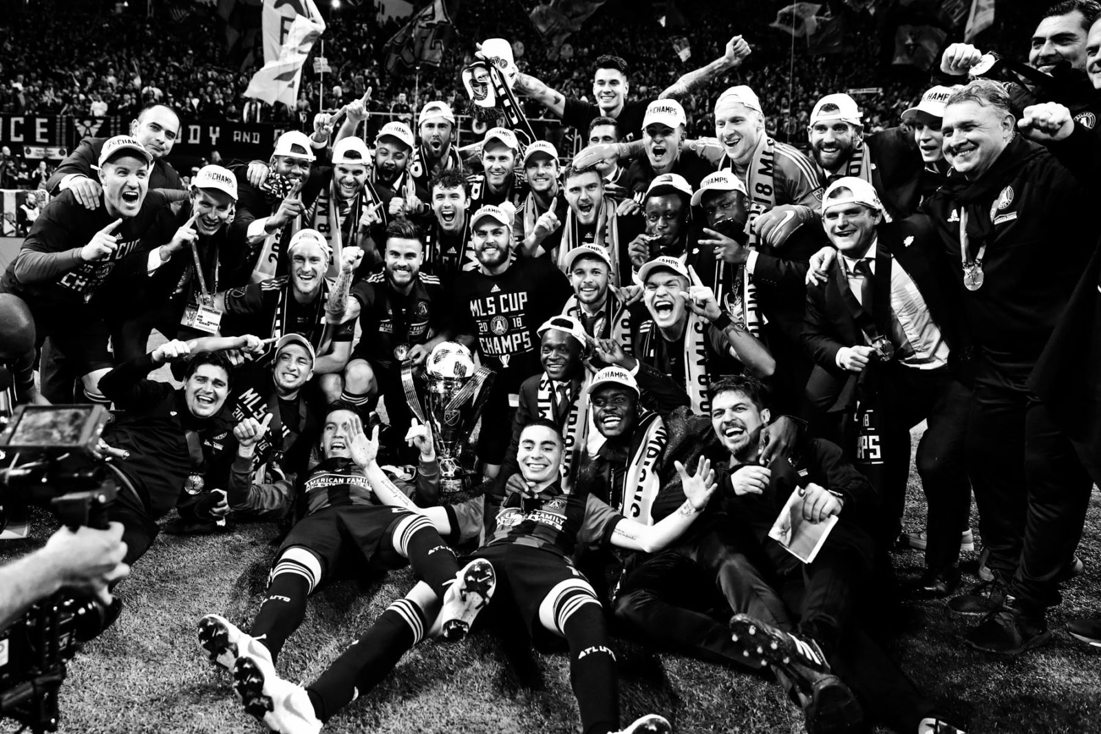 Reigning Champ 2018 MLS Champions Pack Atlanta United