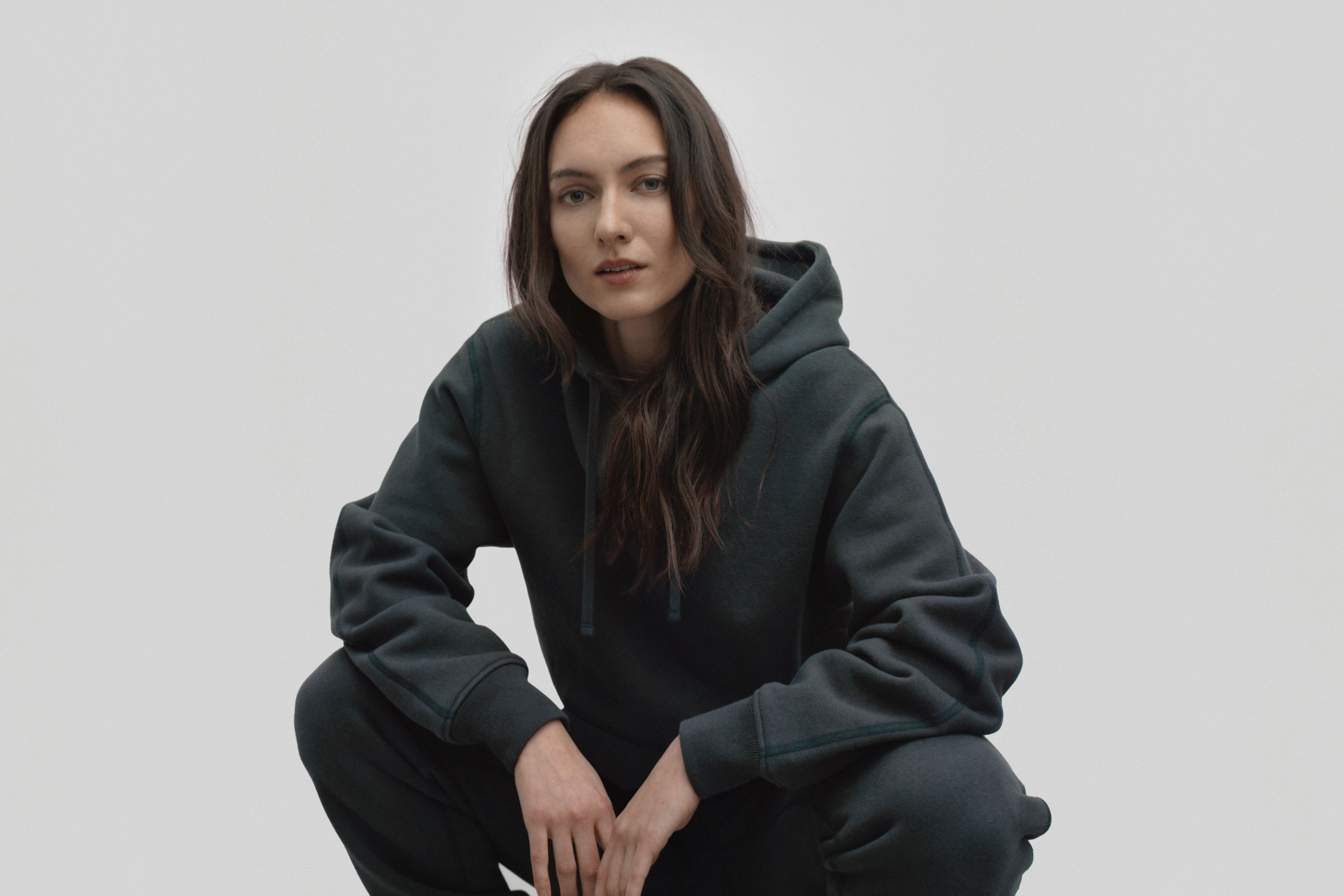 Reigning Champ Women Heavy Fleece Pullover