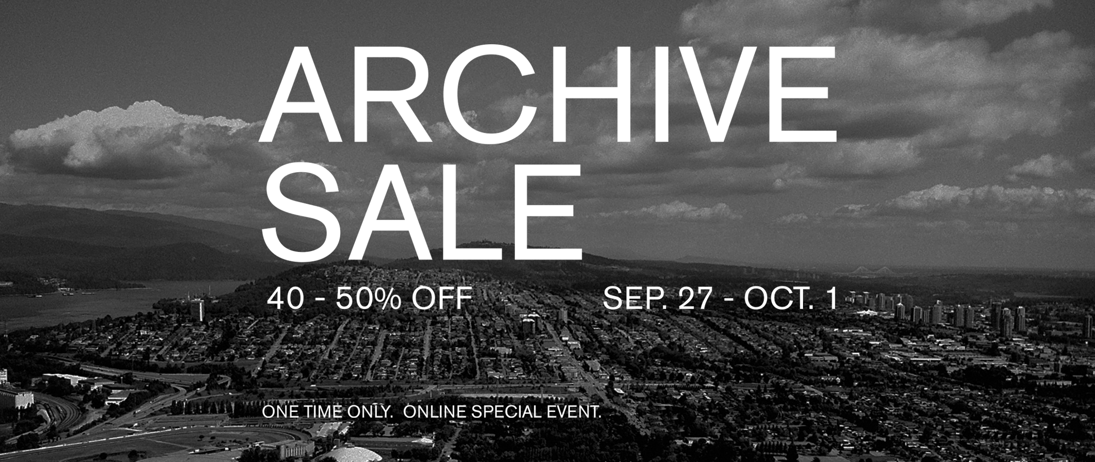 Reigning Champ Archive Sale