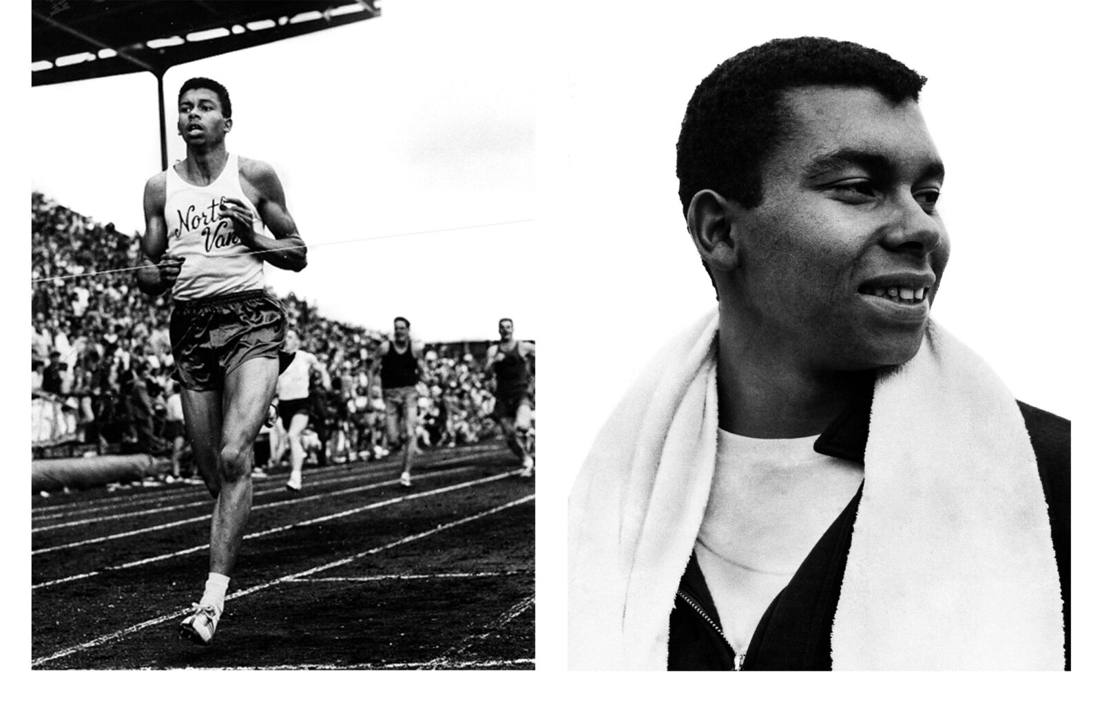 Harry Jerome Canadian Athlete Black History Month Reigning Champ