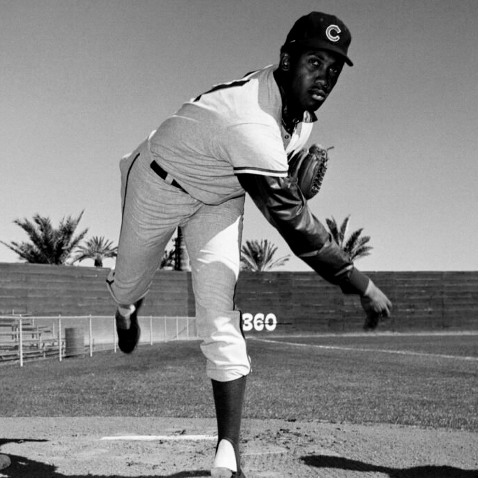 Reigning Champ Fergie Jenkins Black History Month Canadian Athlete